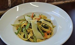 Vegetable Tagliatelli